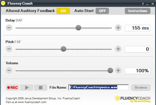 Fluency Coach