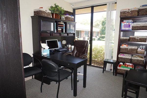 Kimberli's Office