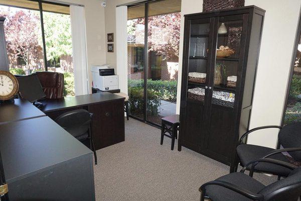 Nancy's Office
