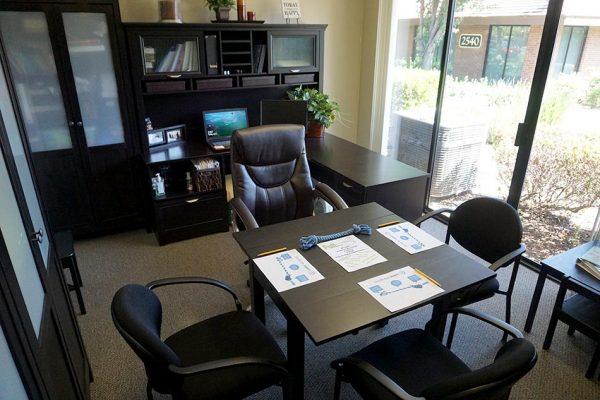 Yvonne's Office