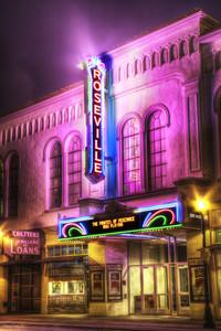 Roseville Theater